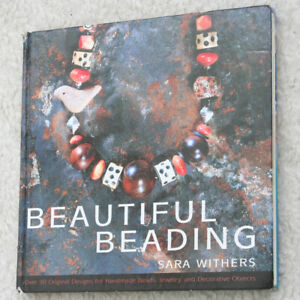 Beautiful Beading Sara Withers Book 30 Designs Beads Jewelry Decorative Objects