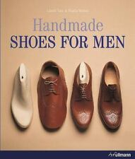 Handmade Shoes for Men by Laszlo Vass and Magda Molnar (2013, Hardcover)