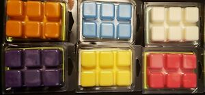 Bulk 2.5oz Wax Melt For Retail 6 pack Max Scented Pick your Scent