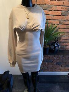 Nude Pencil Dress Size 10