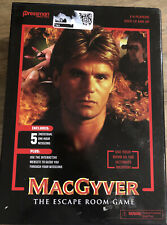 MacGyver: The Escape Room Game NEW