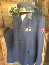 East German Uniform President Red Cross Ultra Rare 100% Original