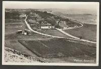 Postcard Vlieland Island in Netherlands early view of village RP