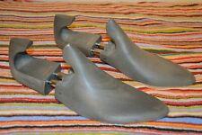 PAUL SMITH JOHN LOBB grey SHOE TREES shoetrees wooden shoes 9E wood UK 55