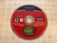 World Championship Poker 2 < Microsoft Xbox > - DISC ONLY