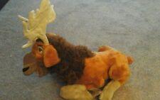 "Walt Disney Brother Bear Movie "" TUKE "" Moose  Plush Toy 26inch. RARE"