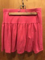 Land's End Girls XL 16 Skirt W/Shorts Pink