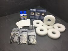 biOrb Compatible 6 Month Service Kit Pack Coat & Zyme Airstones & Cleaning Pads