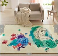 Disney The Little Mermaid Ariel Rug Carpet Mat BELLE MAISON