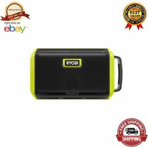 18V Speaker with Bluetooth Wireless Technology (Tool Only) in Box ONE+