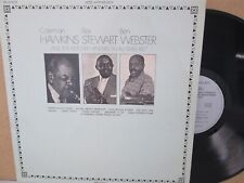 The Fletcher Henderson All Stars/Rex Stewart 1957 Coleman Hawkins/Ben Webster LP