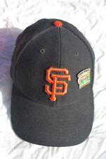 SF Giants Baseball Cap Hat & 1997 Championship & 2006 Spring Training Pins