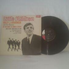 BILLY KRAMER THE DAKOTAS - LITTLE CHILDREN DO YOU WANT TO KNOW A SECRET - IR LP