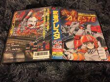 Aleste SEGA Mega Drive JAP Version - Custom Game - Grade AAA+++