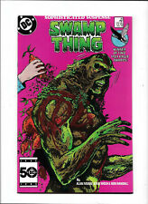 SWAMP THING #43 [1985 VF+] EARLY CONSTANTINE APP!