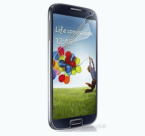 New Screen Protector for Samsung Galaxy S4 i9500 + LCD Cloth Retail Package #416