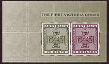 AUSTRALIA 2015 THE VICTORIA CROSS MINIATURE SHEET UNMOUNTED MINT