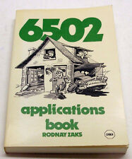 6502 Microprocessor Applications Book for Rockwell AIM 65 KIM-1 Synertek SYM-1