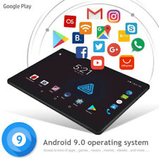 10,1 Tablet WITHTECH , 3G, OCTA CORE, 6 GB RAM DUAL SIM DORADA CON FUNDA