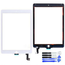 Black Glass Touch Screen Digitizer Replacement for iPad Air 2nd Gen,A1566,A1567
