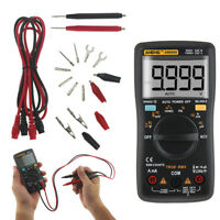 ANENG AN8009 Digital Clamp Meter Multimeter Handheld RMS AC/DC Resistance XI