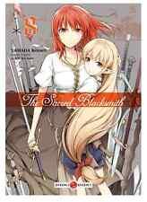 manga The Sacred Blacksmith Tomes 8 Seinen Kotaro Yamada Doki Doki VF