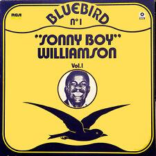 SONNY BOY WILLIAMSON Vol 1 FR Press BluesBird/Rça FXM1 7203 LP