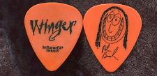 WINGER 2006 IV Tour Guitar Pick!!! REB BEACH custom concert stage Pick