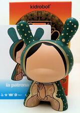 "DUNNY 3"" 2011 AZTECA 2 SERIES MIGUEL DE LA BARRACUDA VIRGEN 1/25 KIDROBOT VINYL"