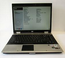 "HP EliteBook 8530w Core 2 Duo, 2 GB, 160 GB, 15.4"" Screen"