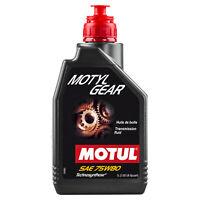 1 LT Olio Motul Motyl Gear 75W80 GL4 GL5 Technosynthese Cambi E Trasmissioni