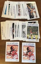 (50+) 1992 Impel U.S. Olympicards Sports Cards!