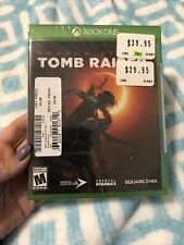 Shadow Of The Tomb Raider (Microsoft Xbox One xb1) New Sealed