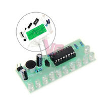 CD4017 Voice-activated LED Water Light Kit Lantern Control Diy Electronic Module