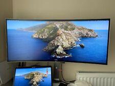 LG UltraWide 34UC99-W 34 inch UltraWide 3440x1440 WQHD IPS Curved LED Monitor