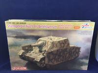 Dragon Sturmpanzer Ausf.1 als Befehlspanzer 1:35 Scale Model Kit 6819 NIB