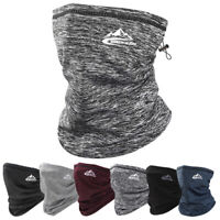 Winter Scarves Sports Neck Gaiter Face Mask Windproof Bandana Outdoor Headwear