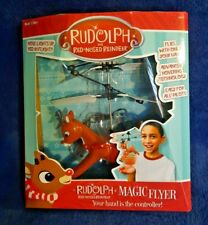 Rudolph the Red Nosed Reindeer Rudolph Magic Flyer by Blue Sky - Brand New! NIB
