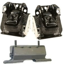 9M1102 3pc Motor Mounts fit 4WD 5.3L 6.0L6.2L 2007 - 2013 Chevy Tahoe Avalanche