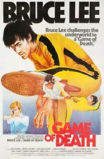 The Game of Death R1980s Hong Kong B1 Poster
