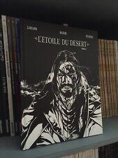 L'étoile du désert T.4 - Tirage Noir & Blanc limité a 500 ex. + Ex-libris signé