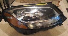 15 16 17 Mercedes W205 C-Class Right Passenger Halogen Headlight Headlamp OEM