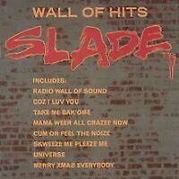 Wall of Hits von Slade | CD | Zustand gut