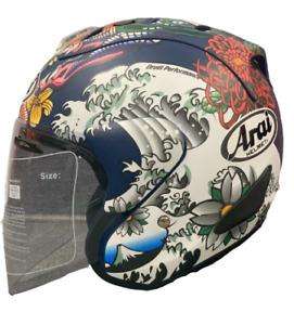 Arai SZ RAM-X Dongyinglong Open Face Motorcycle Riding Safety Helmet