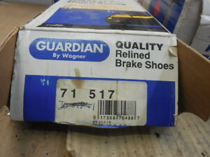 83 Fits Honda Civic Rear Drum Brake Shoes 71-517 BP-196