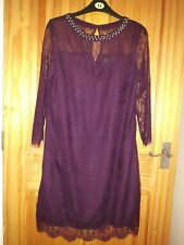 Plum size 12 Showcase dress