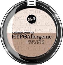 F230 Bell HYPOAllergenic BRONZE Powder Natural Looking Tan
