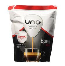 32 CAPSULE CAFFE' KIMBO MISCELA ESPRESSO NAPOLI UNO SYSTEM  OR