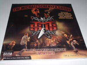 MICHAEL SCHENKER GROUP - THE 30TH ANNIVERSARY CONCERT LIVE TOKIO - 2 x Vinyl LP
