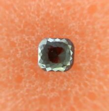 EXCELLENT 0.18CT OPAQUE CUSHION BLACK COLOR FANCY NATURAL DIAMOND FOR JEWELS